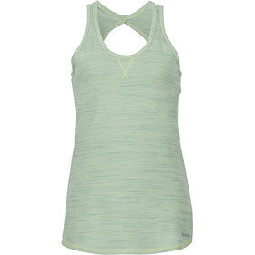 Marmot Collins - Camisa sin mangas Mujer - verde